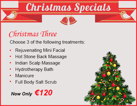 Get Glamorous Look with Christmas Salon and Spa Specials with Us | Luxury Spa, Wellness and Beauty Experience | Scoop.it