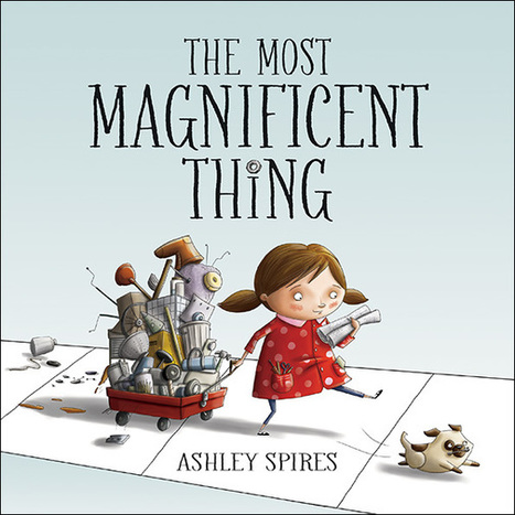 Kids' Books about Inventors and Makers | AdLit | Scoop.it