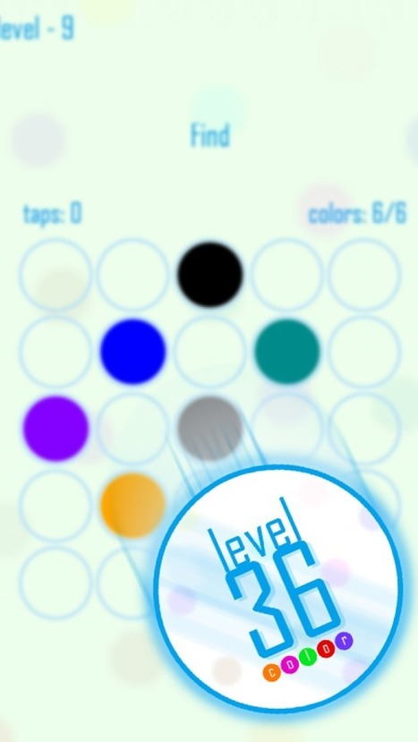 New Android Game App - Level 36 Color | Do's and Dont's of Mobile App Marketing | Scoop.it