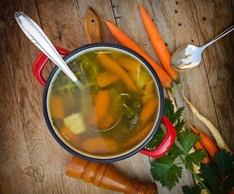 Le bouillon, aliment star de l'hiver | ATABULA | Planète Paléo | Scoop.it