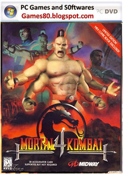 Mortal Kombat 4 Free Download PC Game Full Version | Top Full Games and Softwares | download mortal kombat from scoop it | Scoop.it