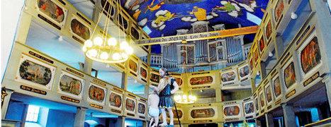 Deutschlands Kirche des Jahres steht in Kirchheim | Boeken | Scoop.it