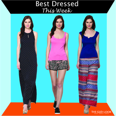 Best# Dresses#This#Week# Live On  www.thegudlook.com | Street Fashion is what thegudlook.com promises to bring to you Online every day week after week. | Scoop.it