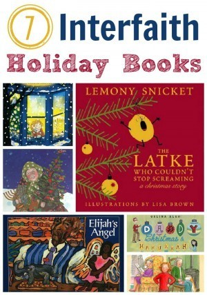 Holiday Picture Books for Interfaith Kids   Picture Books for Kids   Scoop.it