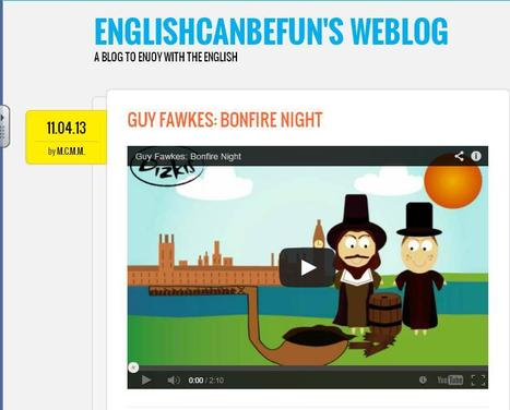 English can be fun   Blogs in the English Classroom   Scoop.it
