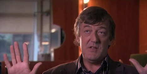 Stephen Fry on Coping with Depression: It's Raining, But the Sun Will Come Out Again | Pedalogica: educación y TIC | Scoop.it