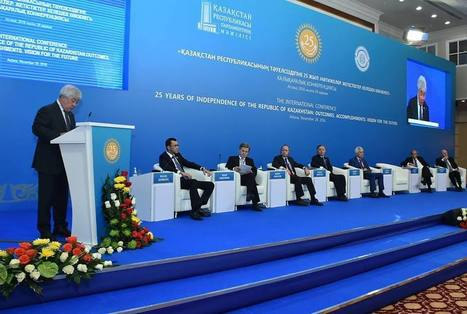 Trump Administration, UNSC Membership Spell New Opportunities for Kazakhstan, Int'l Scholars Say | Kazakhstan | Scoop.it