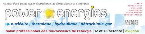Salon Power Énergies des fournisseurs de l'énergie | Initiatives et agenda environnement | Scoop.it