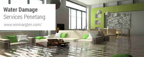 Water Damage Services Penetang | Winmar GBM | Property Restoration specialists | Scoop.it