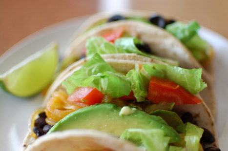 Recipe: Amazing Vegan Tacos | My Vegan recipes | Scoop.it