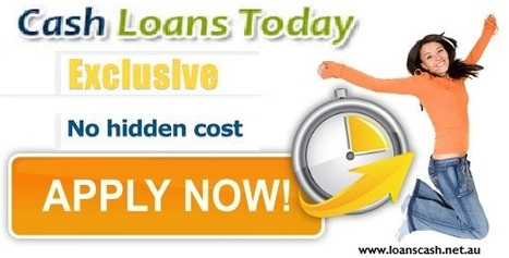Cash Loans Today- Solve Your Financial Worries Without Any Difficulty | No Credit Check Loans | Scoop.it