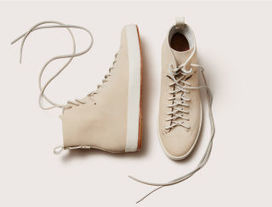 Luxe Vegan Sneakers : vegetable leather | Plant Based Transitions | Scoop.it