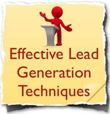 Lead Generation Techniques for Now and Always! | lead generation for your business | Scoop.it