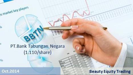 BBTN - October 2014 PT.Bank Tabungan Negara (Persero) | B.E.T  Veritas & Trading Projects | Scoop.it