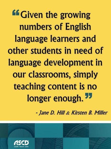 Learn. Teach. Lead. | Literacy & Language A Dynamic Duo | Scoop.it