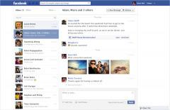 Une nouvelle messagerie Facebook | robin mertz | Scoop.it