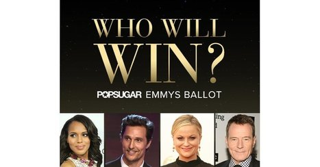 "Fill Out Our 2014 Emmys Ballot For a Chance to Win $1,000! | ""FOLLIEWOOD"" 
