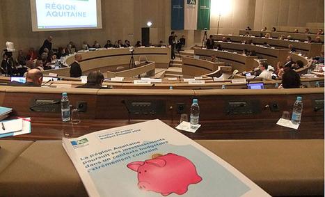 Aquitaine: un budget 2013 qui tient le cap des investissements - Aqui.fr | BIENVENUE EN AQUITAINE | Scoop.it
