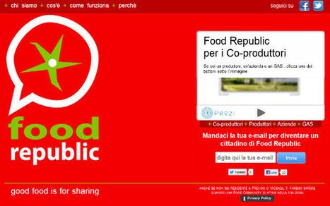 Food Republic, il luogo in cui il cibo diventa social   Food & Web 2.0   Scoop.it