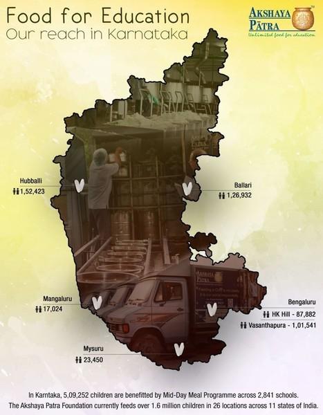 Kannada Rajyotsava | The Akshaya Patra Foundation | akshayapatra | Scoop.it