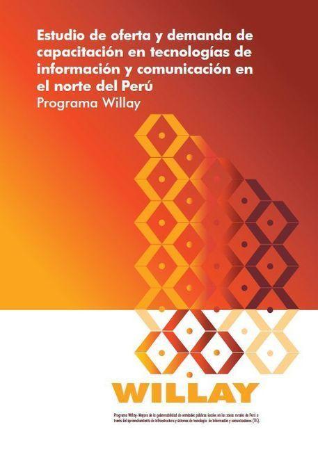 Estudio de oferta y demanda de capacitación en tecnologías de información y comunicación en  el norte del Perú   Espacios Multiactorales   Scoop.it