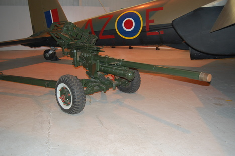 The QF 6pdr Class M Mark 1 - the sting in the 'Tsetse'! | Warbirds | Scoop.it