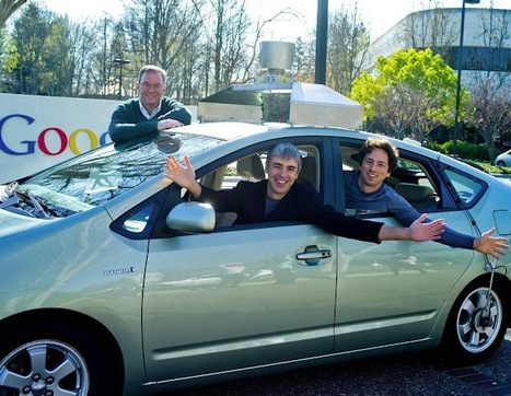 Why Google Just Bought Hundreds Of Millions Of Dollars Worth Of Auto Loans | TheBottomlineNow | Scoop.it
