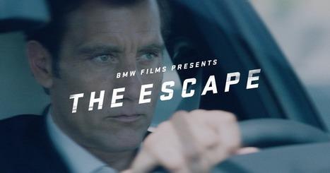 BMW Films – The Escape | Automotive Photography Techniques, Tutorials, & Inspiration | Scoop.it