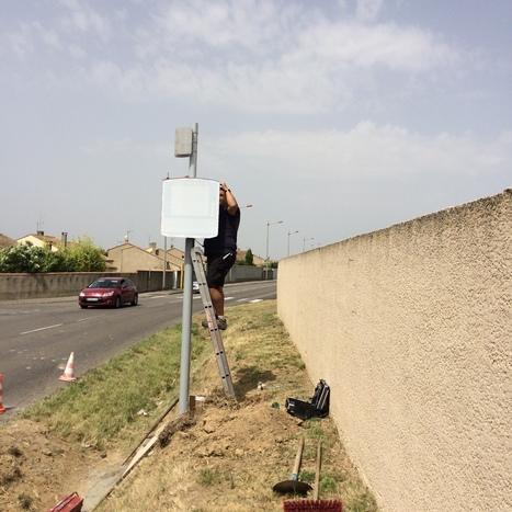 Installation d'un radar pédagogique | Radar Pédagogique | Scoop.it