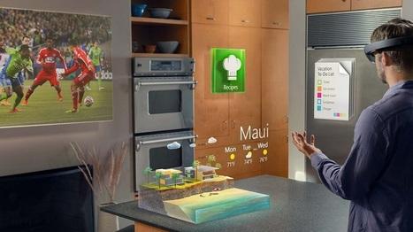 Intel está desarrollando su propio kit de realidad aumentada | Realidad Aumentada en la Educación | Scoop.it