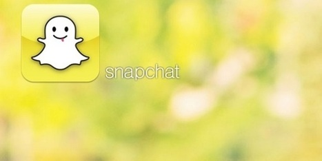 Snapchat, la start-up qui donne un coup de vieux à Facebook | INFORMATIQUE 2014 | Scoop.it