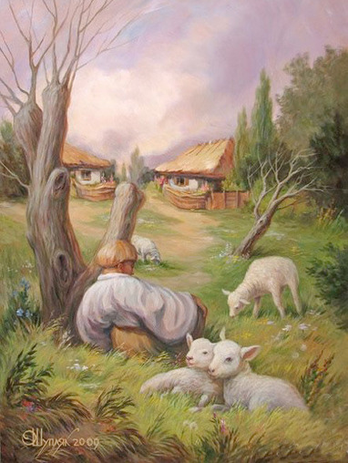 Optical Illusion Paintings | Visual Inspiration | Scoop.it