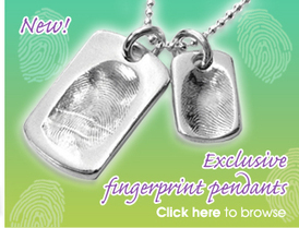 Fingerprint Jewellery – Gives you Something Forever | Shopping >> jewelery | Scoop.it