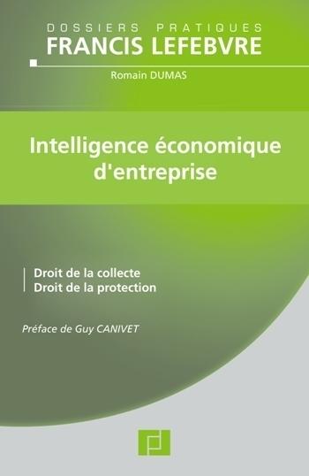 Ouvrage Intelligence économique d'entreprise | Veille_Curation_tendances | Scoop.it