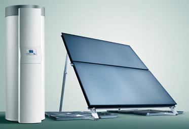 Chauffe-eau solaire contre chauffe-eau thermodynamique ? | Immobilier | Scoop.it