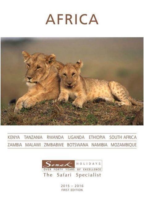 Africa 2015-16 Brochure   Leisure Travel   Scoop.it