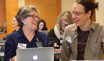Let's open library doors to Wikipedia - OCLC Next | Aristotle University - Library | Scoop.it