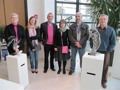 Cinq sculpteurs exposent au Villare , Villers-sur-Mer 12/03/2013 - ouest-france.fr | Office de Tourisme et d'Animation de Villers-sur-Mer | Scoop.it