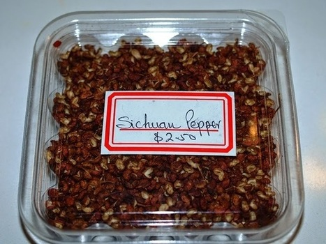 Talking Plants: The deceptively dainty Sichuan Pepper causes a pleasant vibration | Erba Volant - Applied Plant Science | Scoop.it