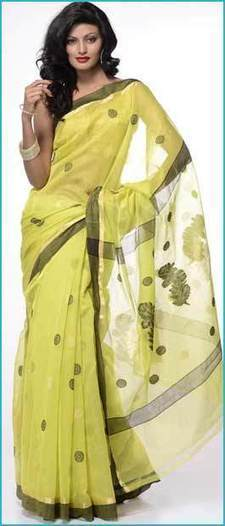 Chanderi Sarees from Heart of India | Beauty of India | Scoop.it