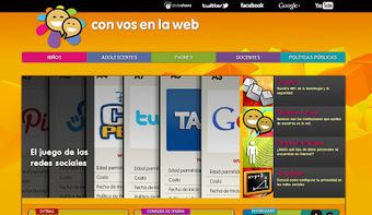 Contar con TIC: Con Vos en la Web | Sinapsisele 3.0 | Scoop.it
