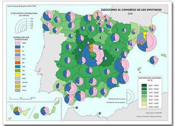 Sistemas de información geográfica   Métodos en Análisis Geográfico   Scoop.it