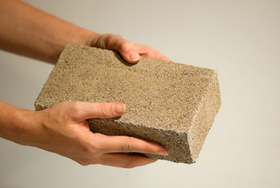 Biotech Company Grows Its Own Bricks With Bacteria | Gadgets, Science & Technology | shubush design & wellbeing | Scoop.it