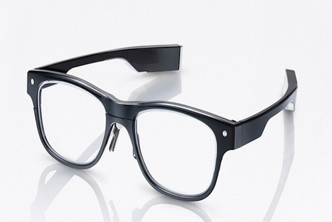 Glasses Hide Health-Tracking Sensors In Their Stylish Frames - PSFK | Innovation and alternative strategy nuggets | Scoop.it
