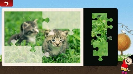 Puzzle Kidz - An iPad App for Creating Picture Puzzles | iPad classroom | Scoop.it