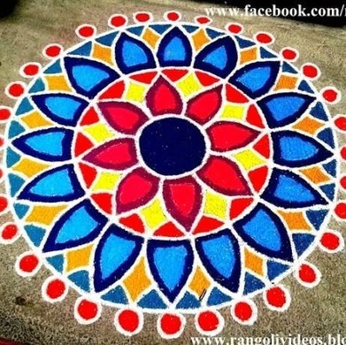 Rangoli Kolam- Designs and Samples of Kolam | technology | Scoop.it