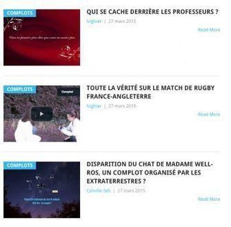 Comme par hasard... - Les élucubrations de @lvighier | Ressources pédagogiques. CDI du LP Clément Ader | Scoop.it