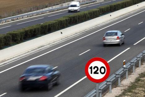 La DGT descarta el 20% de las autovías para poder circular a 130 | Tus Multas | Scoop.it