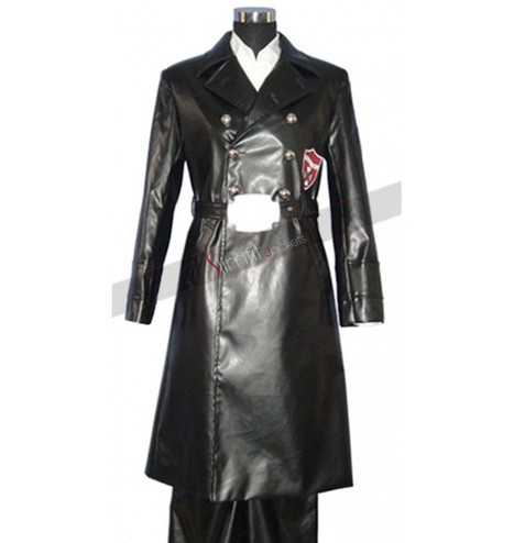 Katekyo Hitman Reborn Xanxus Coat | Never Seen Before - Exclusive Collection | Scoop.it