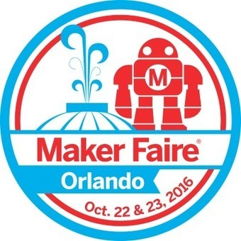 Exhibit at MakerFaire Orlando - Maker Faire Orlando | Maker Stuff | Scoop.it